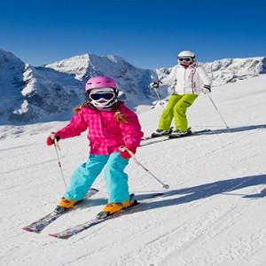 Pragelato Vialetta - Luxury Italy Holiday Packages - skiing