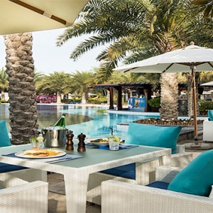 Rixos The Palm Dubai - Luxury Dubai holiday Packages - bar