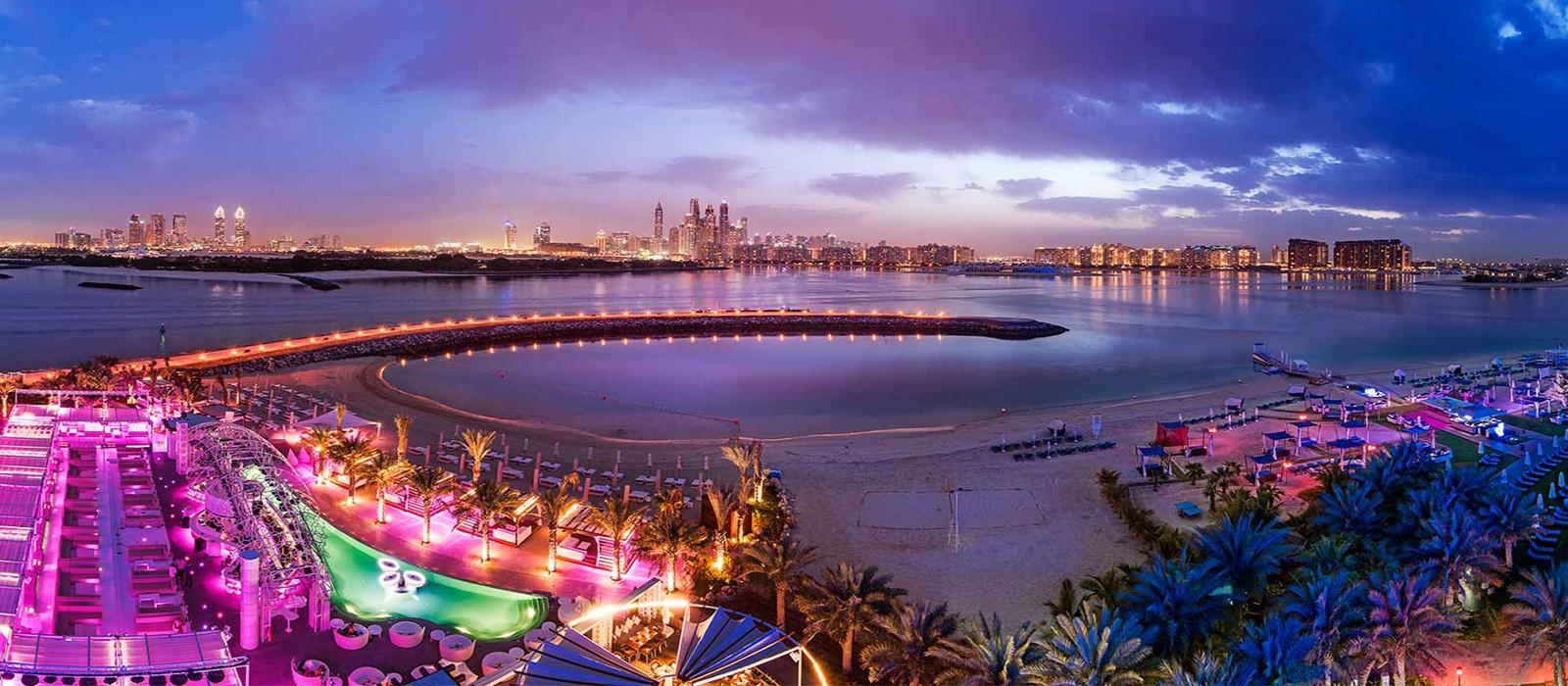 Rixos The Palm Dubai - Luxury Dubai holiday Packages - header1