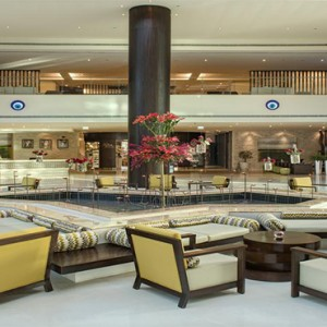 Rixos The Palm Dubai - Luxury Dubai holiday Packages - lobby