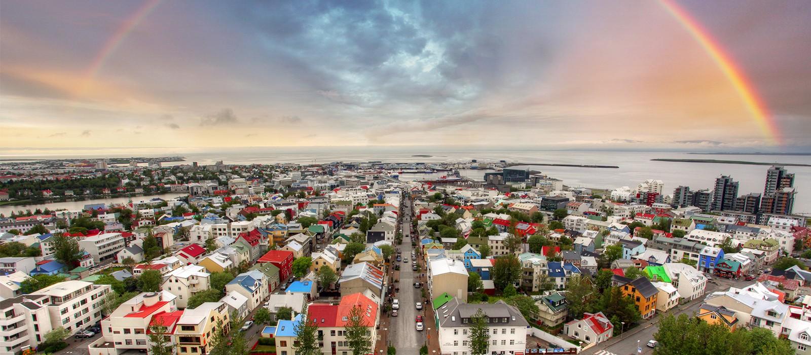 header - Radisson Blu Saga Hotel Reykjavik - Luxury Iceland Holiday Packages