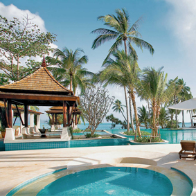 melati beach - Thailand and bangkok - Dubai multi centre holiday package