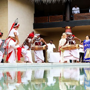 Jetwing Vil Uyana - Luxury Sri Lanka Holiday Packages - Ceremony