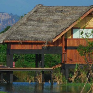 Jetwing Vil Uyana - Luxury Sri Lanka Holiday Packages - Forest Dwelling exterior