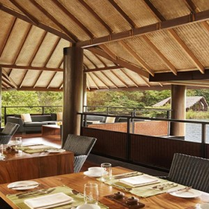 Jetwing Vil Uyana - Luxury Sri Lanka Holiday Packages - Restaurant