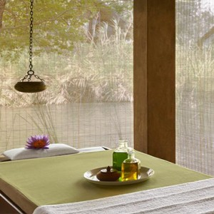Jetwing Vil Uyana - Luxury Sri Lanka Holiday Packages - Spa treatment