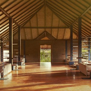 Jetwing Vil Uyana - Luxury Sri Lanka Holiday Packages - lobby