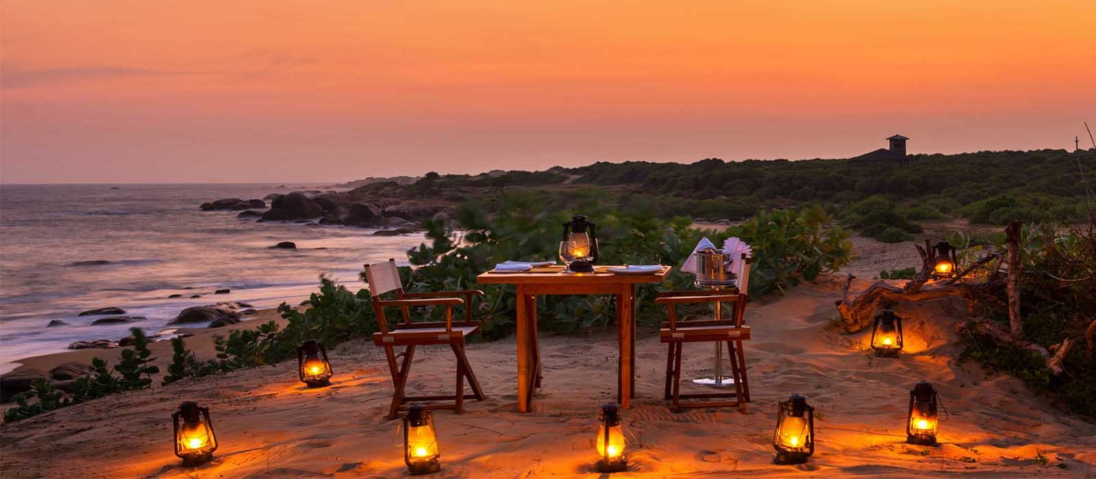 Uga Chena Huts Yala - Luxury Sri Lanka Holiday packages - Header