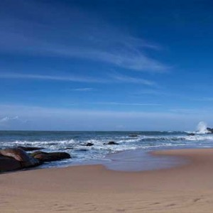 Uga Chena Huts Yala - Luxury Sri Lanka Holiday packages - beach