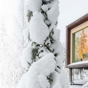 arctic tree house - arctic treehouse hotel - luxury finland holiday pckages
