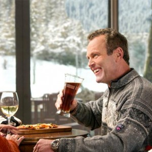 dining - fairmont chateau whistler - luxury canada holiday packages