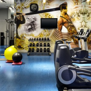 fitness center - w montreal - luxury montreal holiday packages