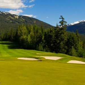 golf 2 - fairmont chateau whistler - luxury canada holiday packages