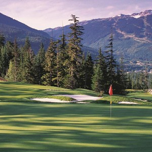 golf 4 - fairmont chateau whistler - luxury canada holiday packages