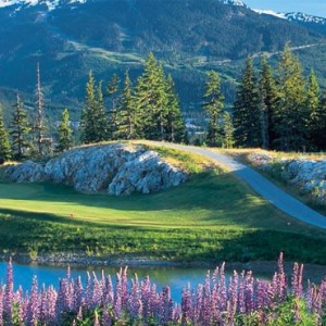 golf - fairmont chateau whistler - luxury canada holiday packages