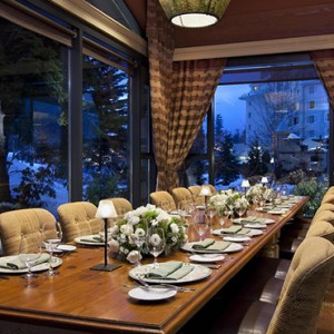 great hall 2 - fairmont chateau whistler - luxury canada holiday packages