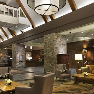great hall - fairmont chateau whistler - luxury canada holiday packages