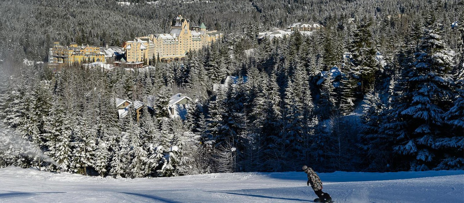 header - fairmont chateau whistler - luxury canada holiday packages