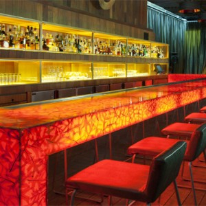 plateau lounge - w montreal - luxury montreal holiday packages