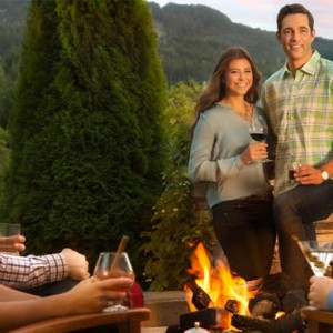 relax - fairmont chateau whistler - luxury canada holiday packages