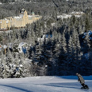 ski 2 - fairmont chateau whistler - luxury canada holiday packages
