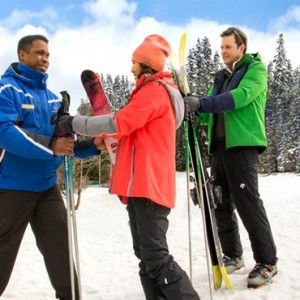 ski - fairmont chateau whistler - luxury canada holiday packages