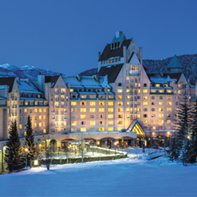 thumbnail - fairmont chateau whistler - luxury canada holiday packages