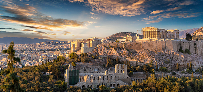 Athens Romantic City Breaks In Europe Europe Holidays