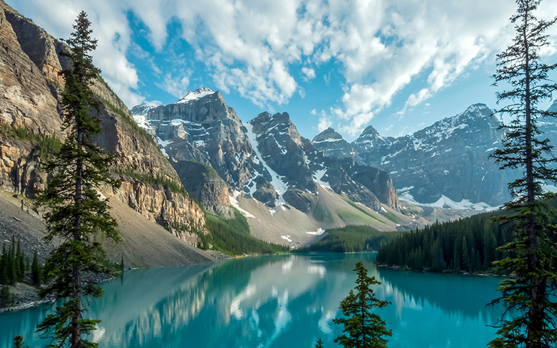 Banff National Park The Most Beautiful Sights In Canada