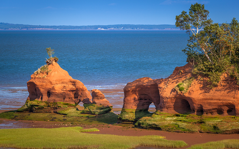 Bay Of Fundy The Most Beautiful Sights In Canada