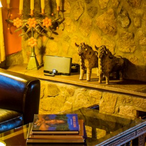 Deluxe Casita 2 - Sol y Luna Lodge and Spa - luxury peru holiday packages