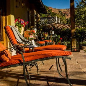 Deluxe Casita 5 - Sol y Luna Lodge and Spa - luxury peru holiday packages