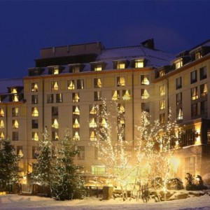 Exterior 2 - Fairmont Tremblant - Luxury Canada Holiday Packages