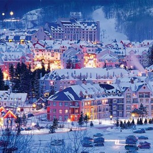 Exterior 4 - Fairmont Tremblant - Luxury Canada Holiday Packages
