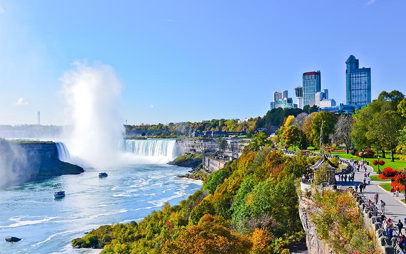 Niagara Falls The Most Beautiful Sights In Canada