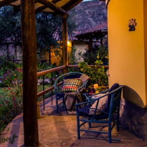 Superior Casita 2 - Sol y Luna Lodge and Spa - luxury peru holiday packages