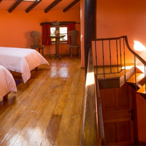 Superior Casita 4 - Sol y Luna Lodge and Spa - luxury peru holiday packages