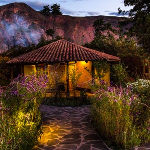 Superior Casita 6 - Sol y Luna Lodge and Spa - luxury peru holiday packages