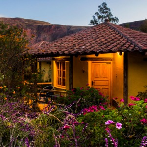 Superior Casita - Sol y Luna Lodge and Spa - luxury peru holiday packages