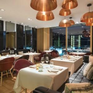 W Kitchen - w verbier - luxury ski resorts