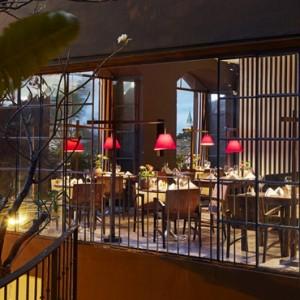 dining 4 - satna teresa rio brazil - luxury brazil holiday packages