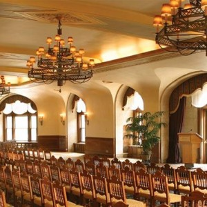 events room 2 - Fairmont Banff Springs - luxury Canada Holiday Packages