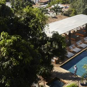 exterior - santa teresa rio brazil - luxury brazil holiday packages
