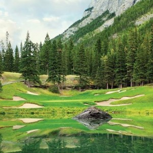 golf 3 - Fairmont Banff Springs - luxury Canada Holiday Packages