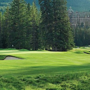 golf - Fairmont Banff Springs - luxury Canada Holiday Packages