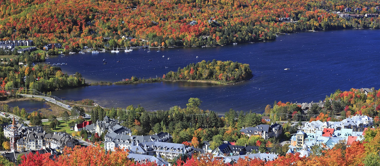 header - Fairmont Tremblant - Luxury Canada Holiday Packages