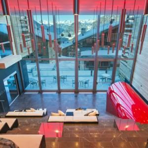 lobby 3 - w verbier - luxury ski resorts