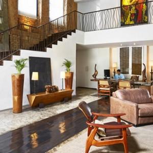 lobby - santa teresa rio brazil - luxury brazil holiday packages