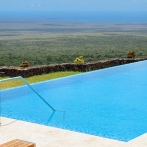 pool 2 - Pikaia Lodge Galapagos - Luxury Galapagos Holiday Packages