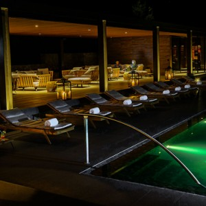 pool 2 - Sol y Luna Lodge and Spa - luxury peru holiday packages